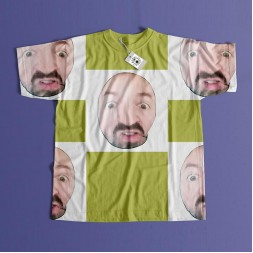 Custom Face T-Shirt