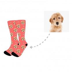 Dog Custom Socks