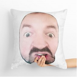 Cushion with Your Face
