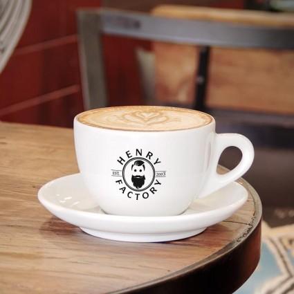 Logo Coffee Cup