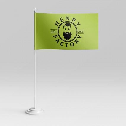 Logo Desk Flag