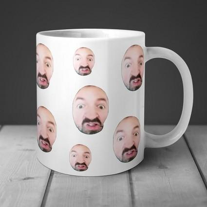 Photo Mug with Face