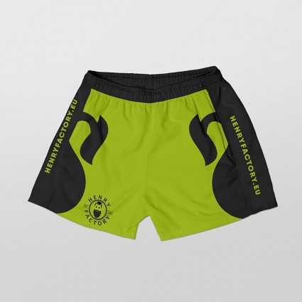 Shorts with Logo