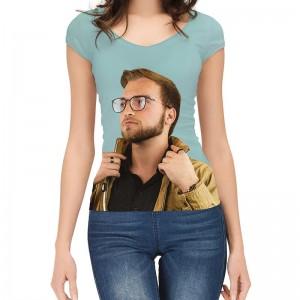Woman Photo T-Shirt
