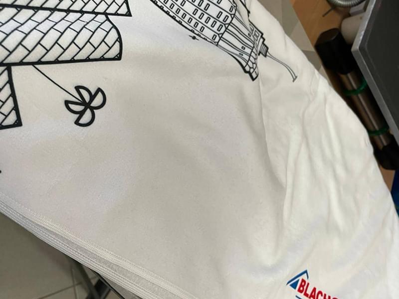 Photo Towel Printing